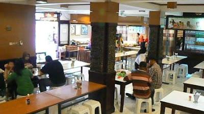 Restoran Sunda WN Ampera