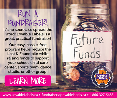 Lovable Lables Fundraising Program