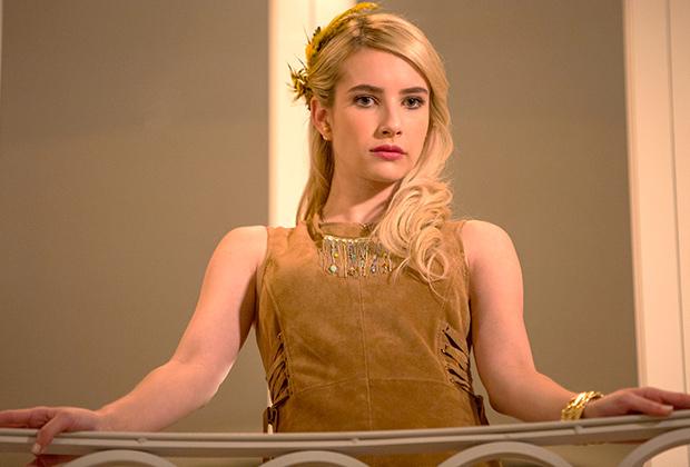 Emma Roberts avanza quién será su nuevo amor en la segunda temporada de 'Scream Queens'