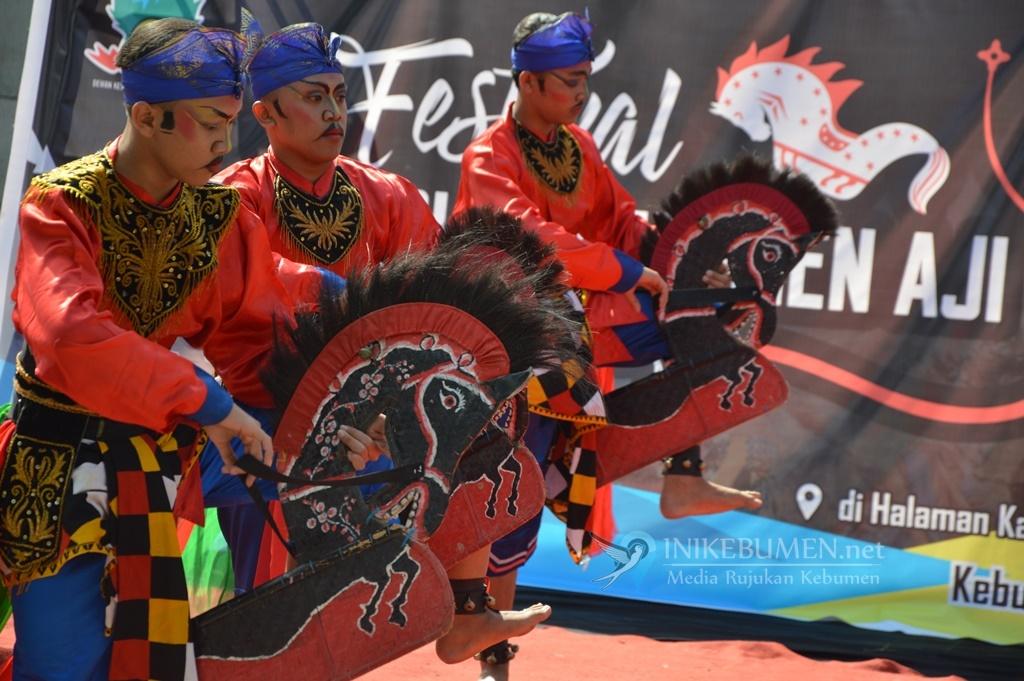 Sempat Vakum Empat Tahun, Festival Ebleg Kebumen Kembali Digelar