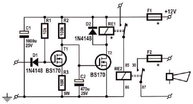 diagram for wiring low voltage path lights