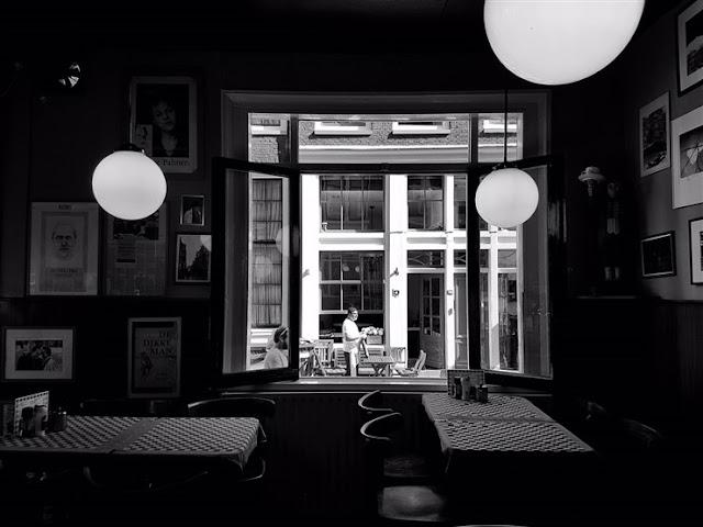 review cafe Koffiehuis De Hoek Amsterdam
