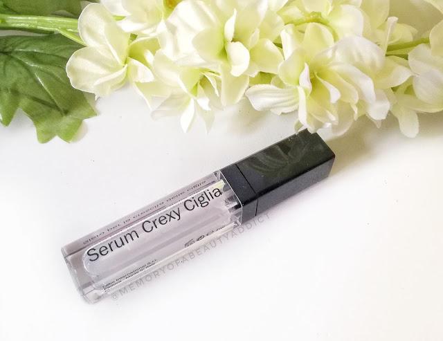 crexy ciglia serum