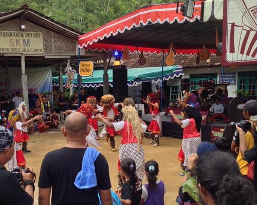 Travel.Tinuku.com Ngayogjazz, an annual international jazz festival as folk culture in rural atmosphere of Yogyakarta