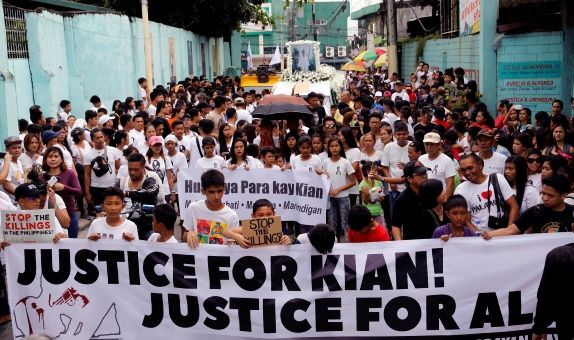 Guerra antidrogas en Filipinas ocasiona miles de muertes