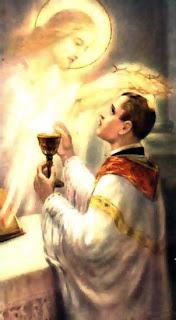 Resultado de imagen para Día 17-Eucaristía y sacerdote