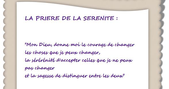 Citations option bonheur: Prière de la sérénité. Marc Aurèle
