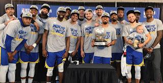 BALONCESTO - NBA Final de Conferencia Oeste 2019: Unos históricos Warriors jugarán su 5ª final consecutiva tras arrasar 4-0 a los Blazers