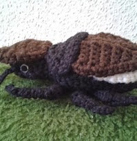 http://www.ravelry.com/patterns/library/amigurumi-stag-beetle