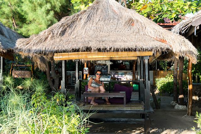Ana Warung Bungalow - Gili Meno - Bali Lombok