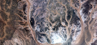 The enchanted forest where not miss watching a Harry Potter or any of his friends,botany fantasy in stone desert,photography of landscapes of deserts of Africa from the air,