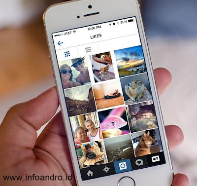 Cara Hapus Foto dan Video Instagram Sekaligus Semua