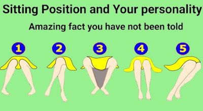 What Does Your #Sitting #Position Reveal About Your Personality? #Health #And #Wellnes