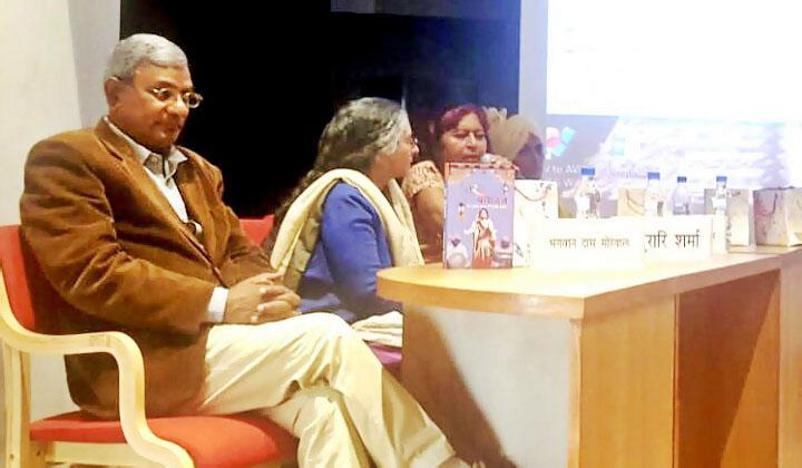 मिरांडा हाउस में 'लोकनाट्य नौटंकी : संवाद और प्रदर्शन' का आयोजन