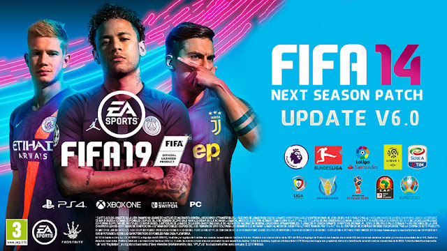 FIFA 14 Next Season Patch 2019 Update V6 0 - Micano4u | PES