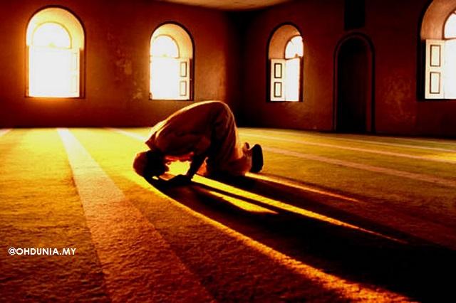 Cara Menunaikan Solat Sunat Dhuha, Kebaikan Serta Doa
