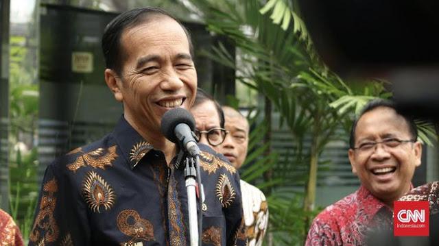 Soal Relawan Kardus, Gerindra Duga Jokowi Stres Takut Kalah