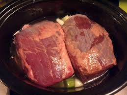 Crock Pot Corned Beef - Making it Healthier