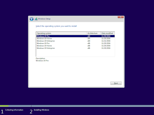 Hướng dẫn tạo bộ cài Windows 10 AIO chi tiết mà không phải sử dụng phần mềm