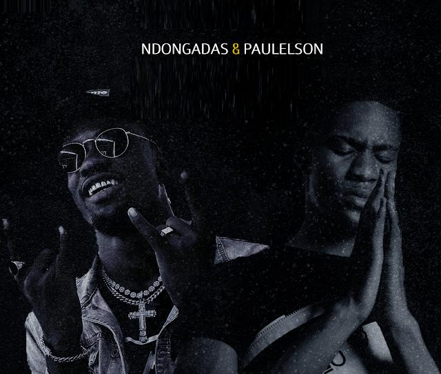 Paulelson & Uami Ndongadas (Freestyle) No Beatbox