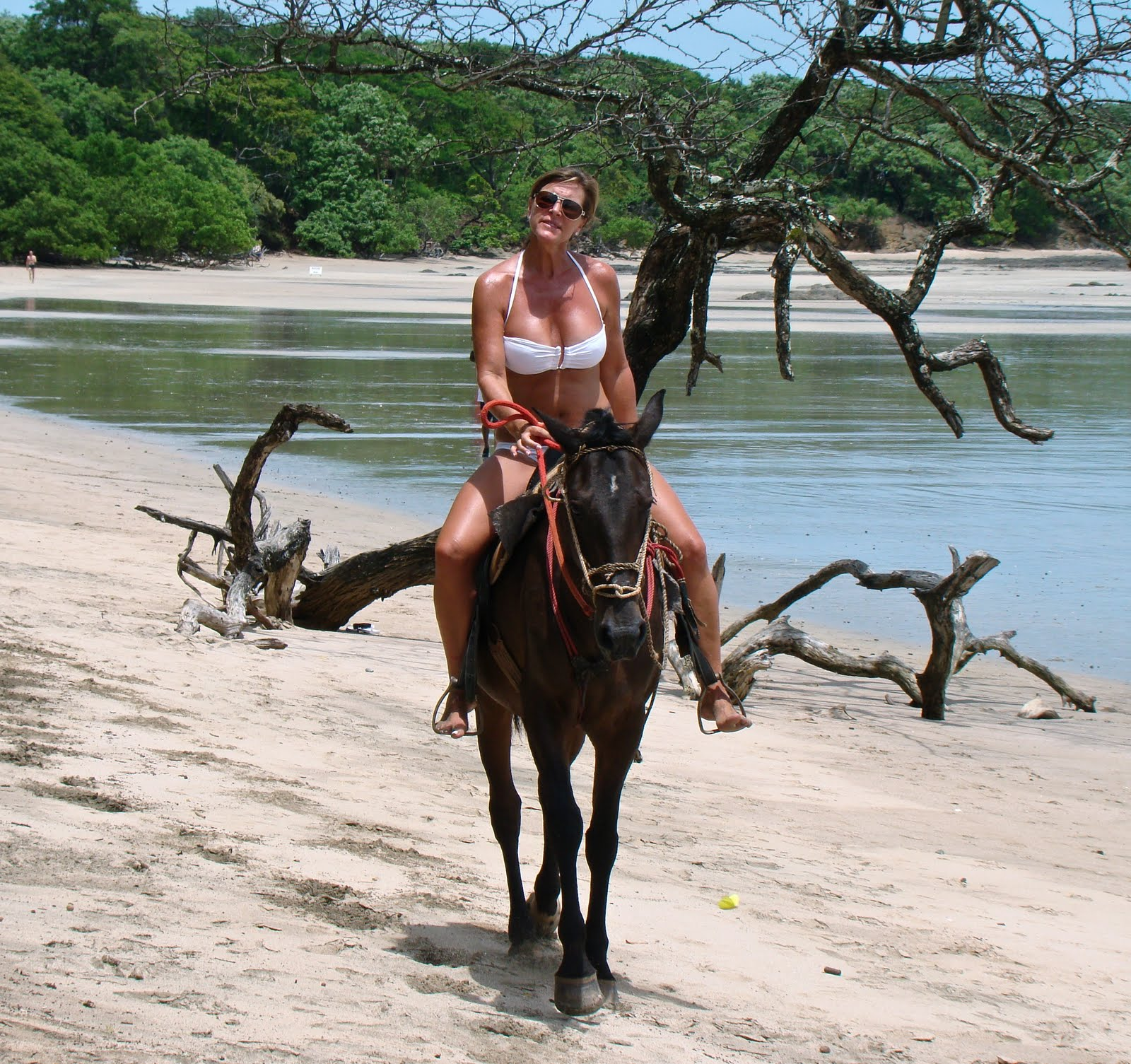 Bikini Riding 65