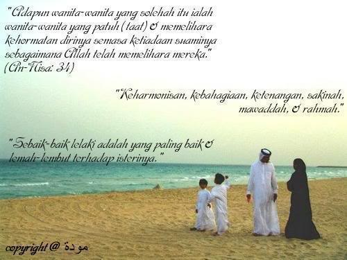 Kata Kata Islami Keluarga