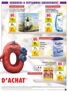 Catalogue Carrefour 5 au 11 Septembre 2017