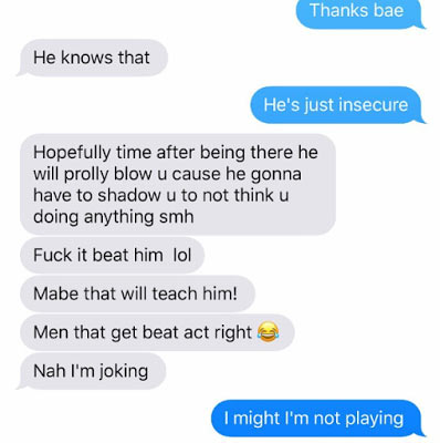 Hacker exposes texts showing how Blac Chyna was playing Rob Kardashian all along