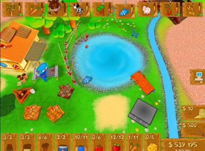 農場2(Farm2),精緻可愛的農牧模擬經營!