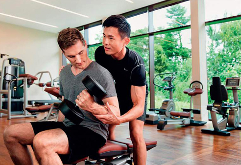 The Club Residences Capella - Fitness Centre