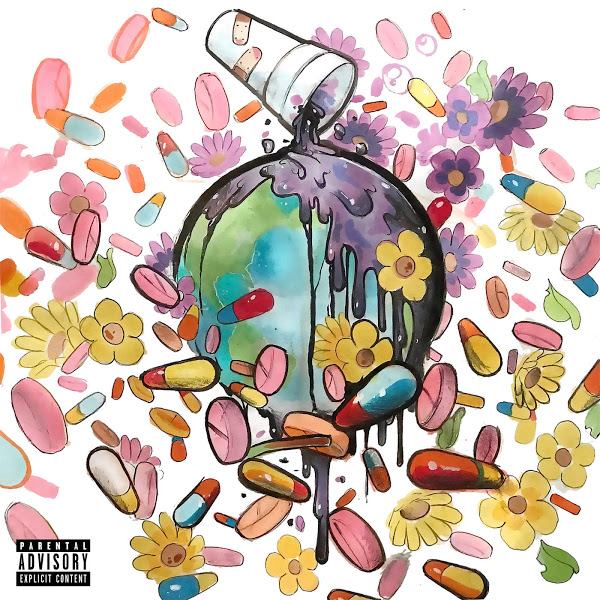 future juice wrld world on drugs cover