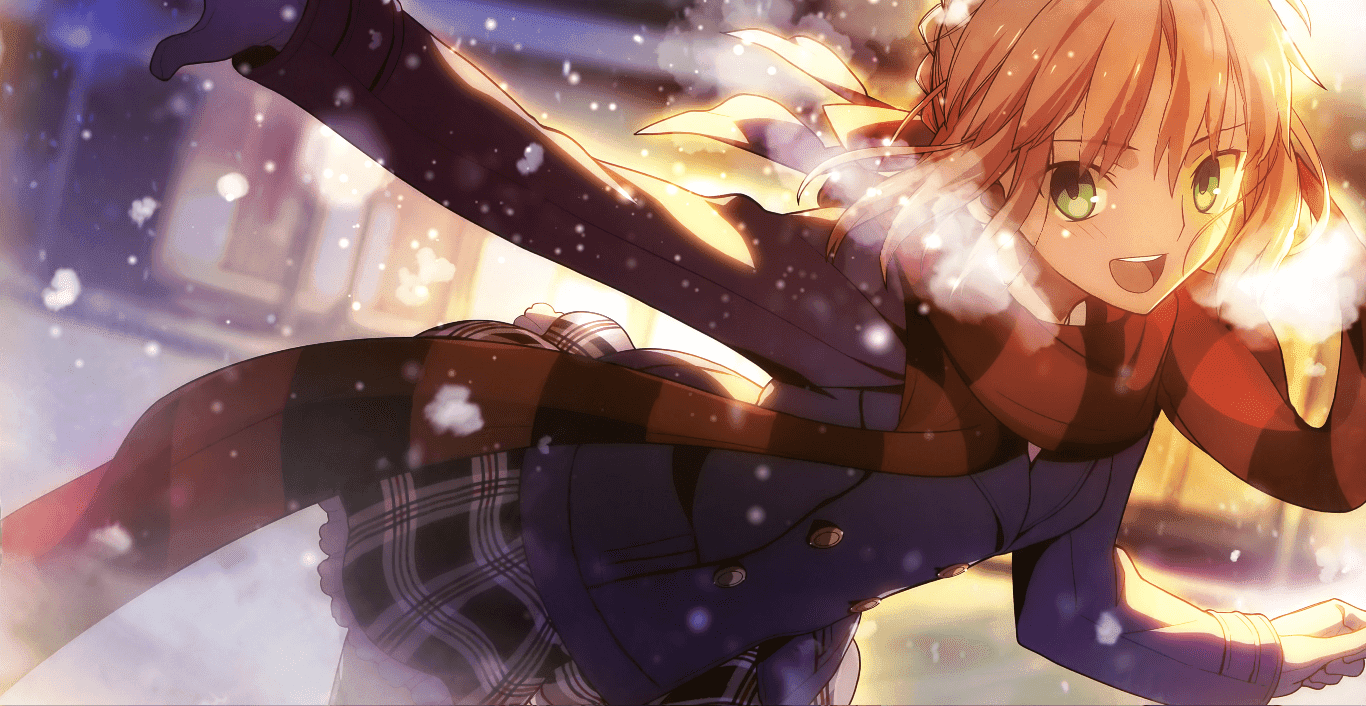 Fate Series Saber [Wallpaper Engine Anime]
