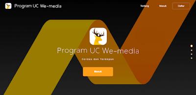 Cara Mendaftar Menjadi Penulis Di UC News | LENGKAP + GAMBAR