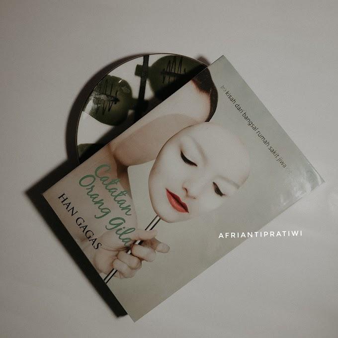 [Book Review] Catatan Orang Gila by Han Gagas