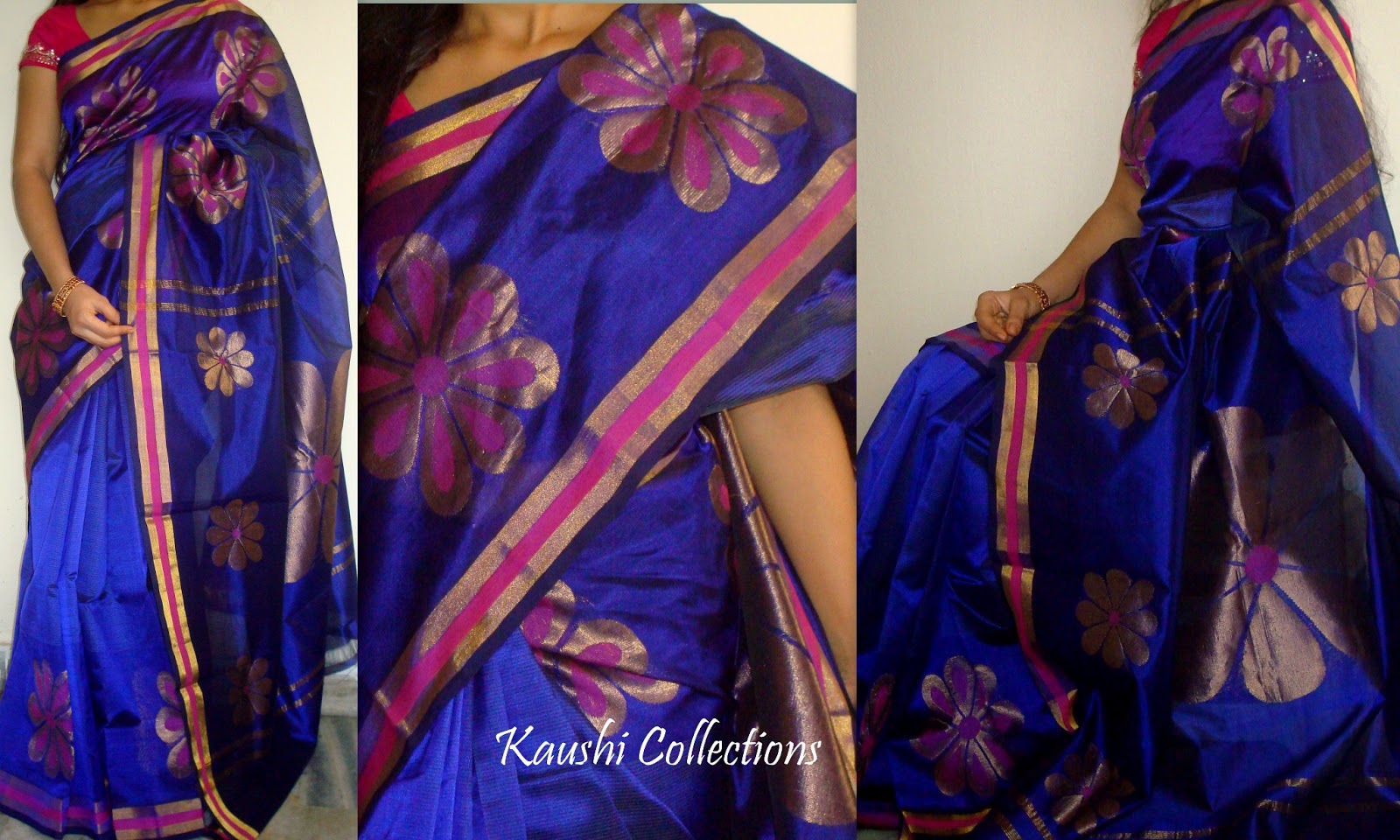 Silk Sarees Online: Buy Kanchipuram Pattu Saree | Palam Silks