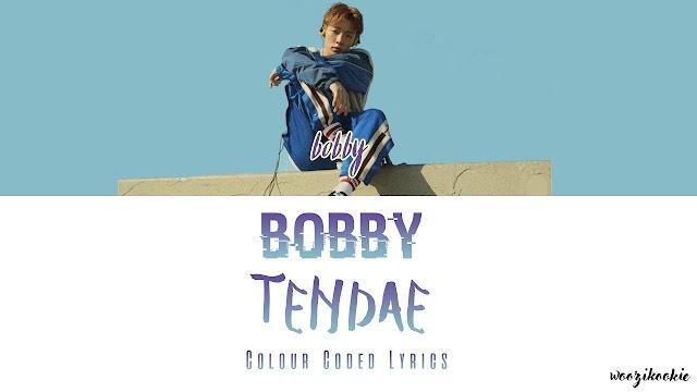Lyrics BOBBY - Tendae