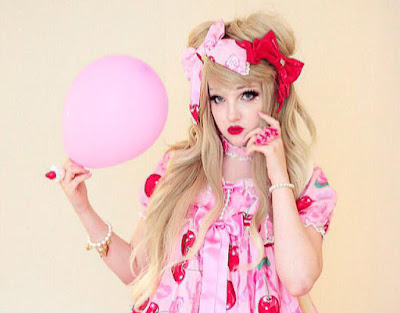 mintyfrills sweet lolita fashion cute kawaii larme kei