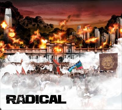 Salvaje Decibel - Radical 2013 (Chile)