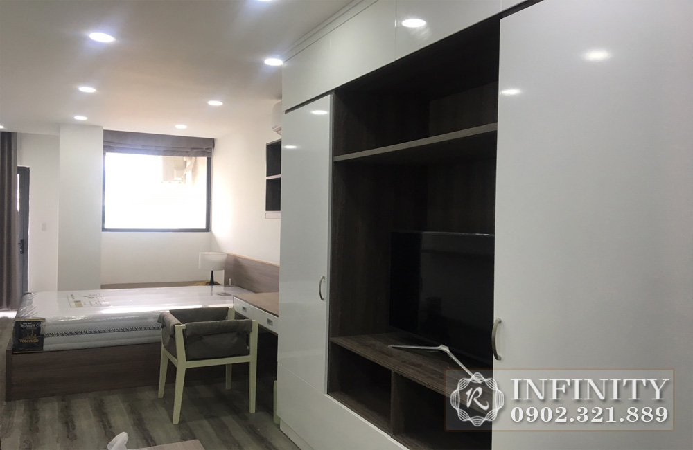 Cho thuê căn hộ Everrich Phát Đạt tại Quận 5  - gần phòng ngủ