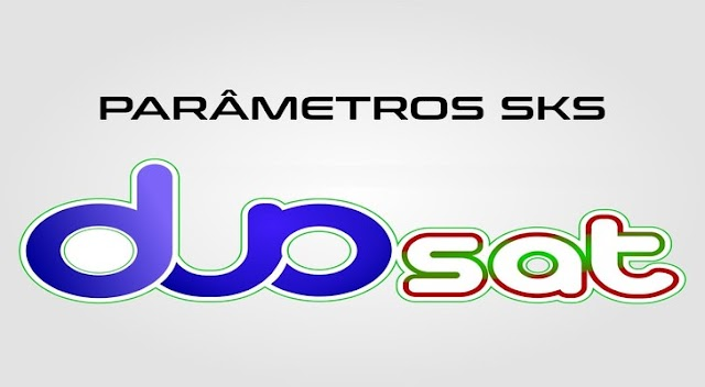 DUOSAT ATUALIZAÇÃO DOS PARAMETROS SKS 107W - 11/11/2019