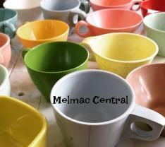 vintage melmac dinnerware blog