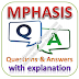 MPHASIS Written Test: Aptitude, Reasoning, English; Questions and Answers with Explanations