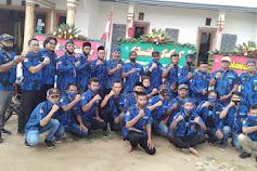 Pengurus Ranting Badak Banten Desa Citeras Dikukuhkan