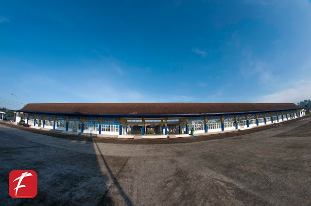 Foto : Menengok Terminal Type A Kota Sukabumi