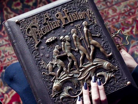 El libro de Miss Peregrine sobre los peculiares - Cine de Escritor