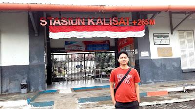 stasiun kalisat
