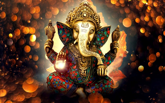 Shri Ganesh HD Wallpaper Download