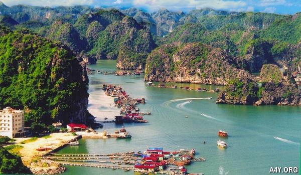huyện đảo Cát Bà - Hải Phòng