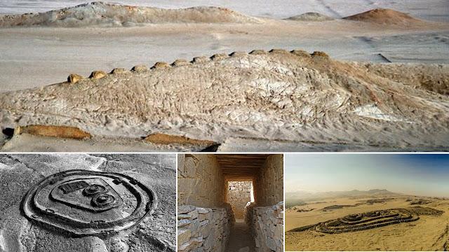 El enigmático Chankillo en Perú, considerado el Observatorio Solar más antiguo de América.