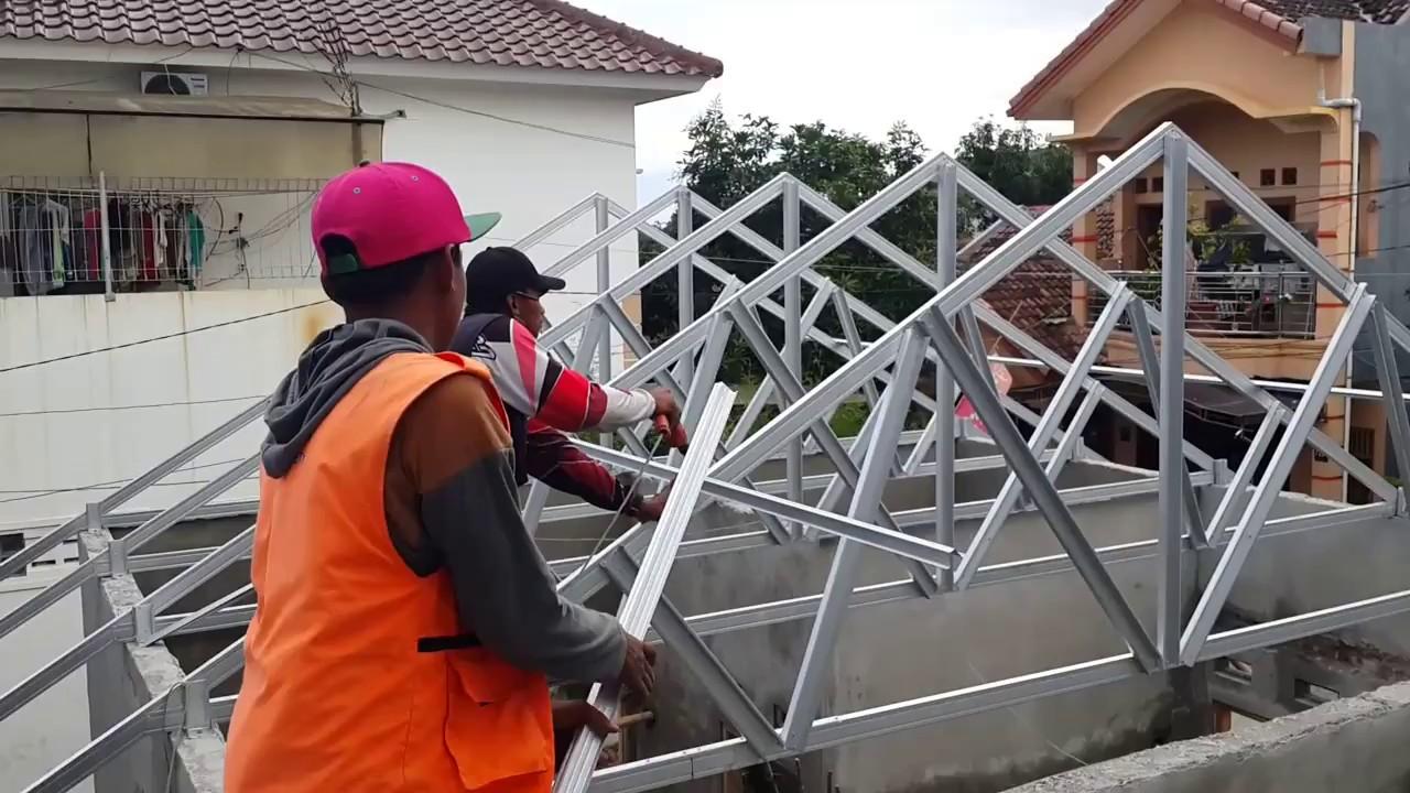 jarak reng baja ringan atap galvalum jasa pekerjaan atap, plafond, genteng, dan renovasi ...